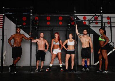 Clovis Fitness Shoot
