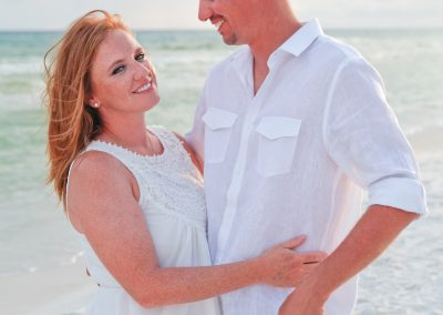 Couple's Portrait Santa Rosa Beach