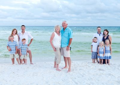 Family Portrait Santa Rosa Beach