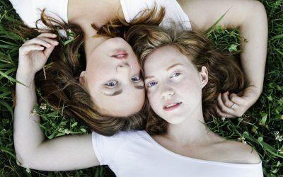 Alexandra and Kari
