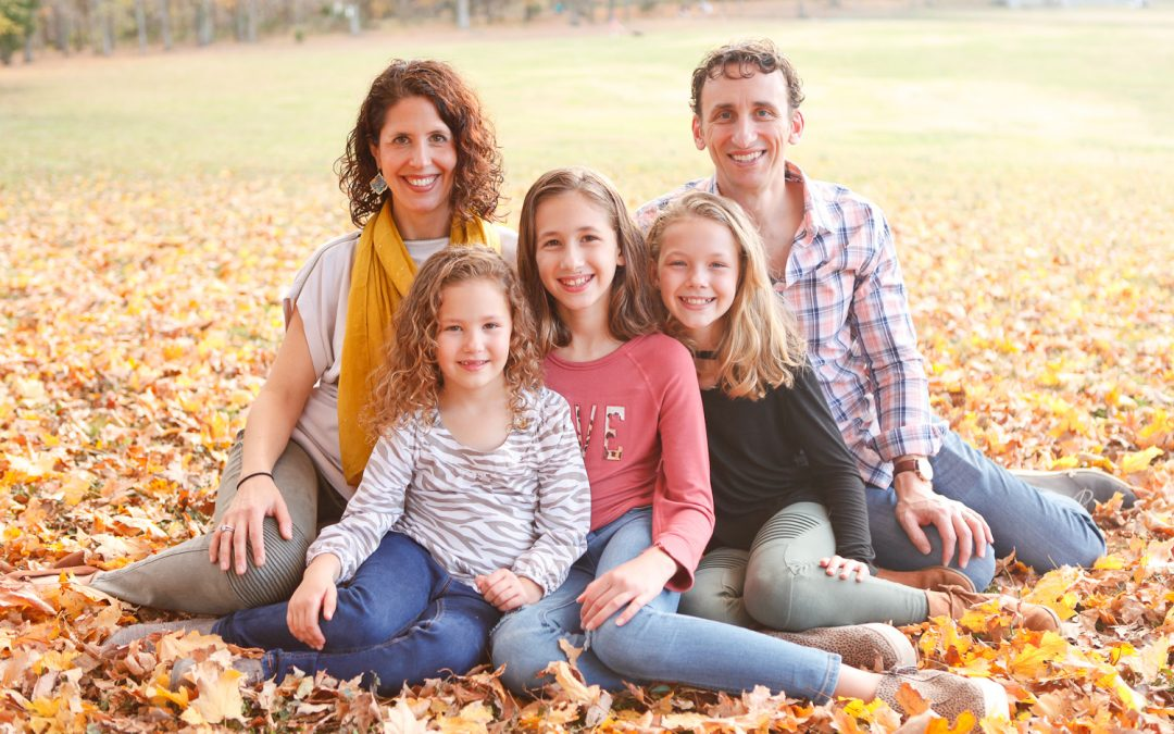 Doherty Family Fall Session