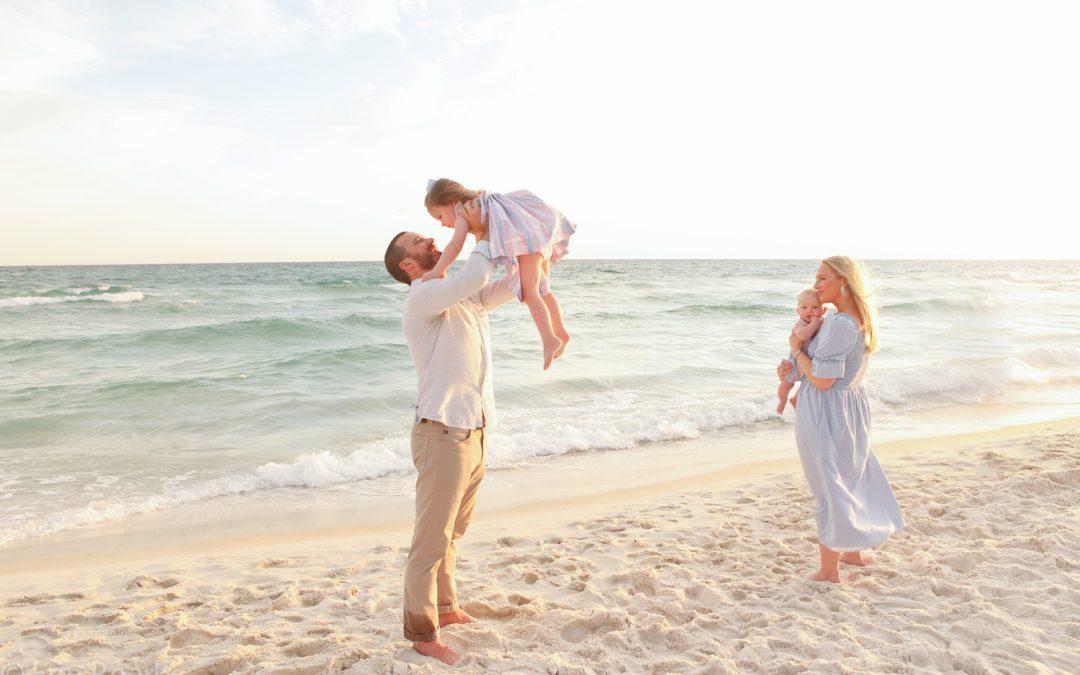 A Family Beach Vacation